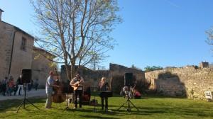 Evento en Blaye, degustaciones, vino, arte, música, naturaleza, gastronomía.