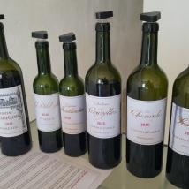 Gama de vinos Denis Dourantou